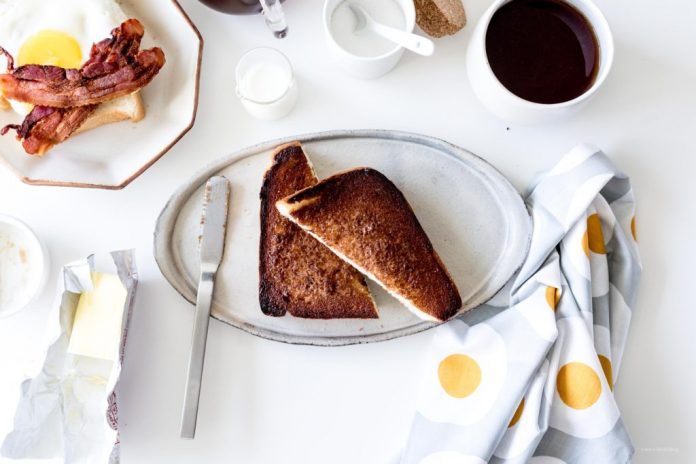 Ricetta Toast alla Cannella Caramellato