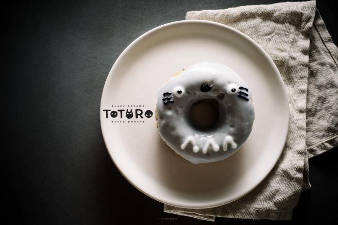 Ricetta Ciambelle Totoro Sesamo Nero