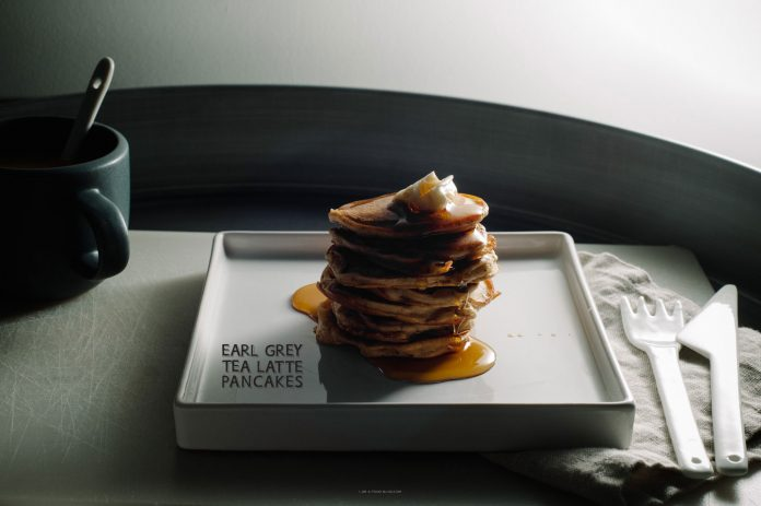 Ricetta Earl Grey Tea Latte Pancake