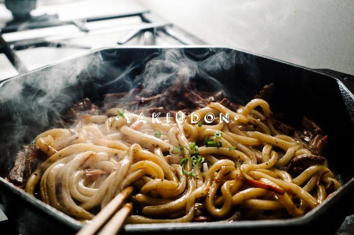 Ricetta Fry Yaki Udon