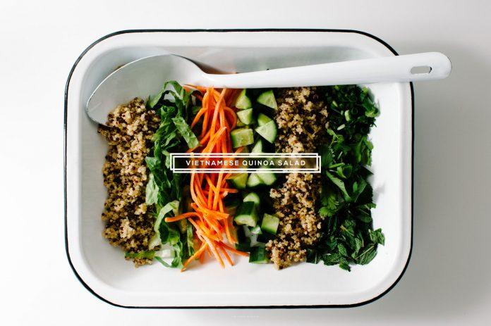 Ricetta Insalata Vietnamita Di Quinoa