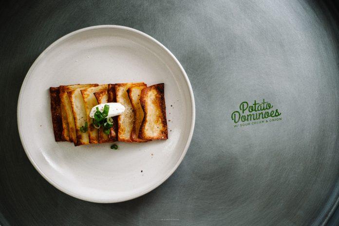 Ricetta Potato Domino