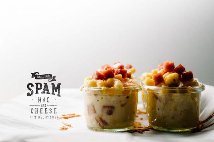 Spam Mac and Cheese Recipe