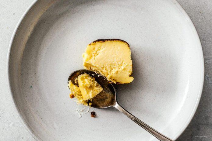 Ricetta Cheesecake bruciata basca di piccole dimensioni