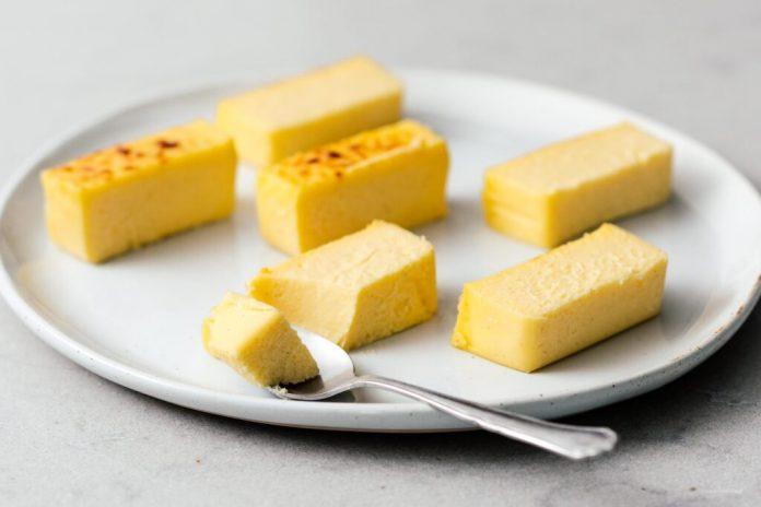 La migliore ricetta giapponese Cheesecake