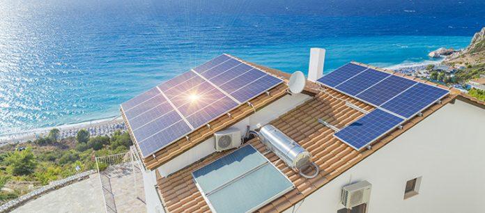Come funziona lenergia solare in una casa