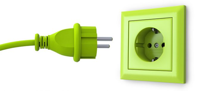 Compresa lenergia verde in casa