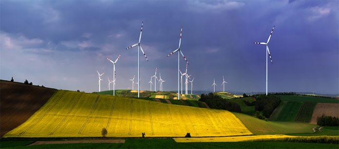 Energia eolica sostenibile e bella