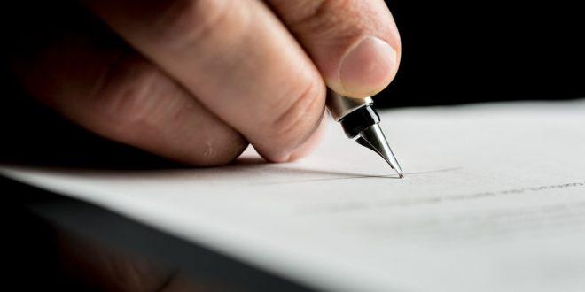 firma di un nuovo accordo medico Health Blog La rivista
