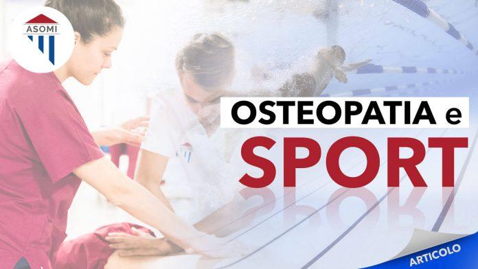 OSTEOPATIA sport