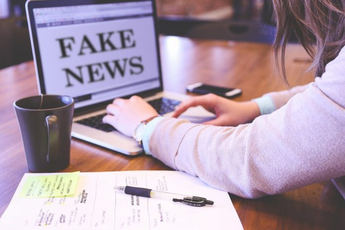 come si diffondono el fake news