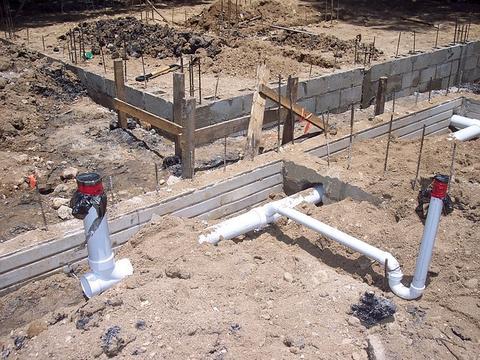 fasi indispensabili per la costruzione di un edificio