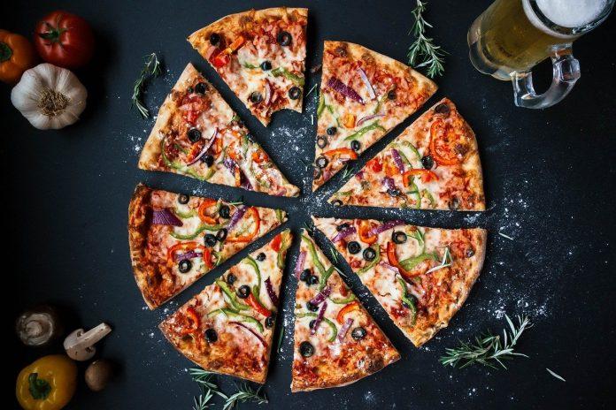 Pizza a domicilio a pranzo lidea perfetta sempre