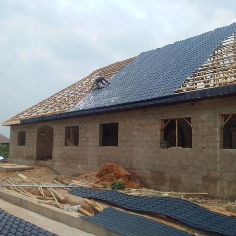 Costo della costruzione di una casa in Nigeria