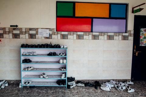 Le migliori idee per riporre le scarpe per piccoli spazi
